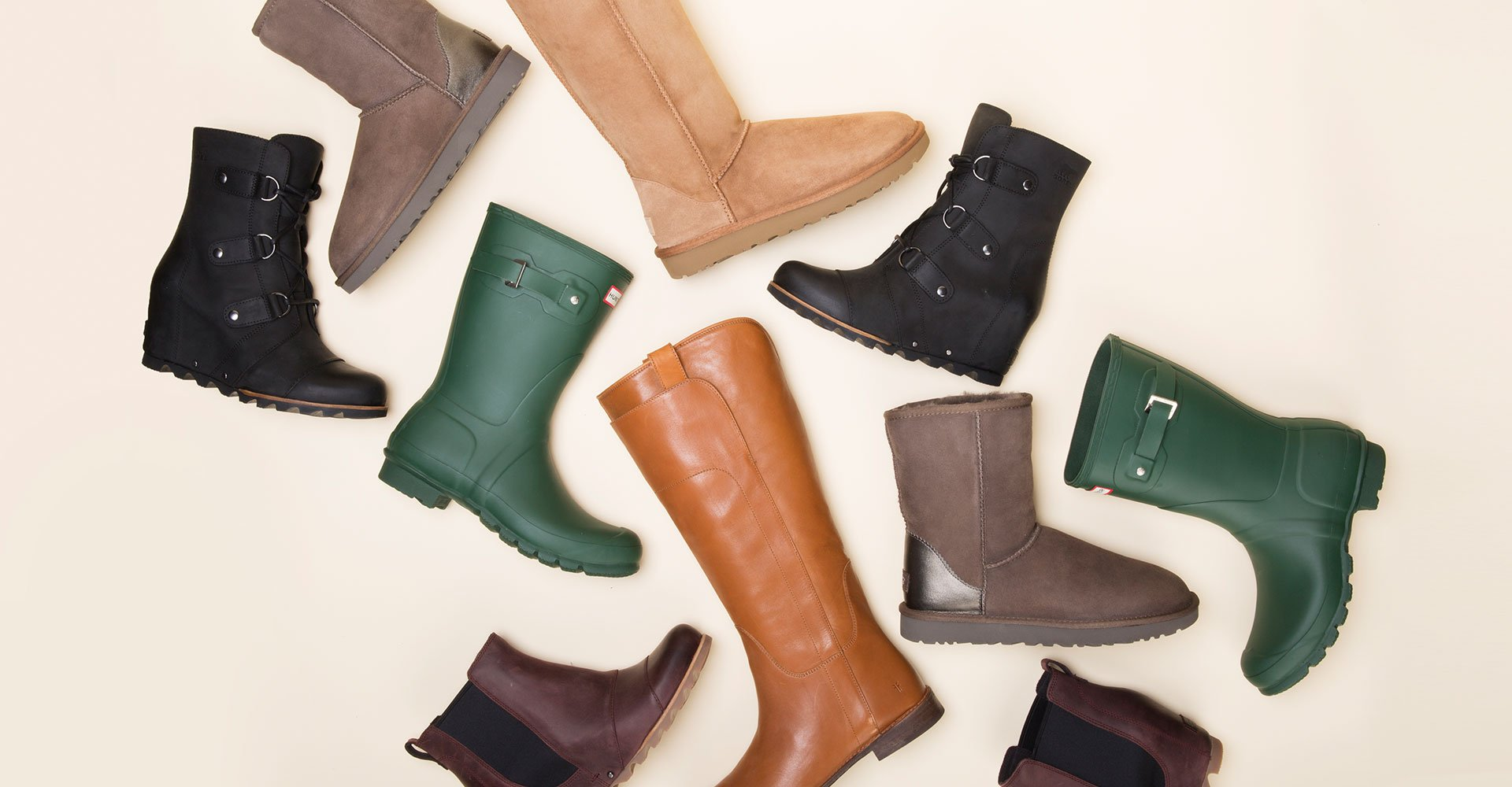 Image linking to Womens boots.