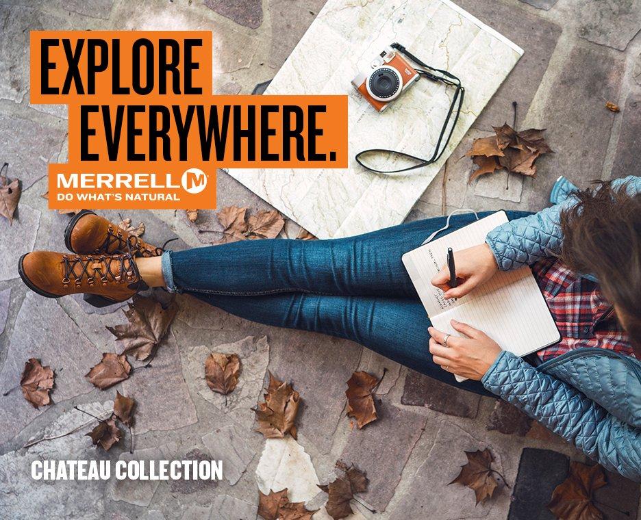 Shop Merrell Image Link