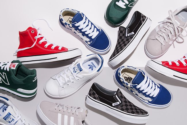 link to shop kids classic sneakers