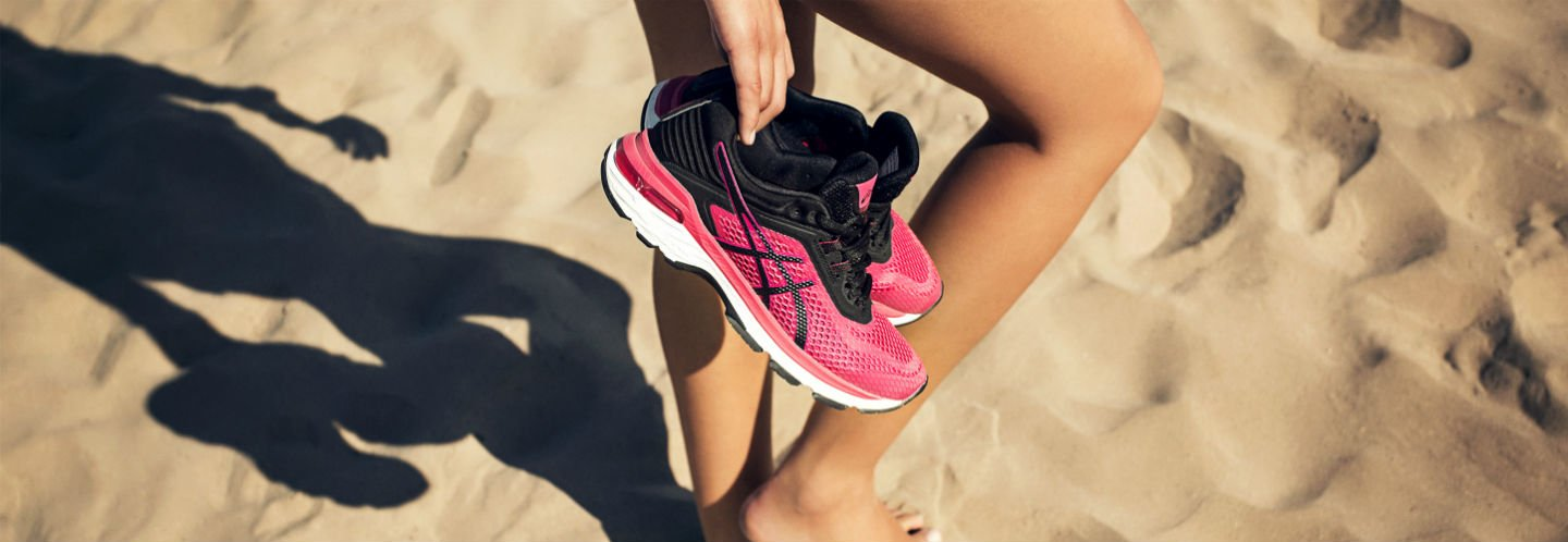 Image Links to shop assortment of asics shoes