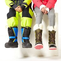 Kids Snow Boots
