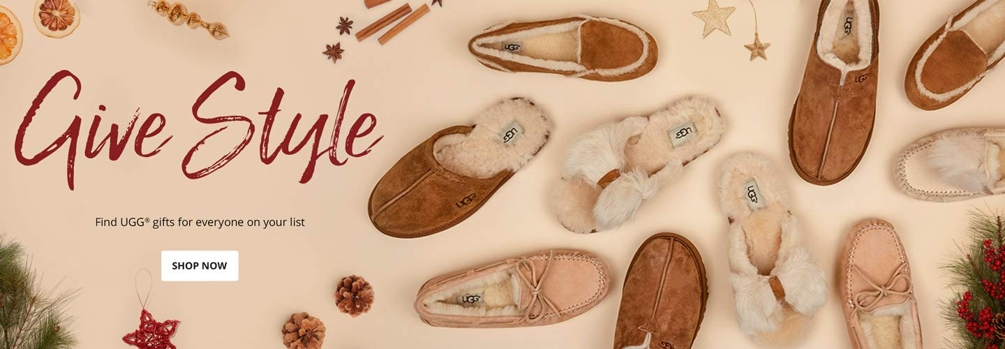 Give Style. Find UGG gifts for everyone on your list. Shop Now