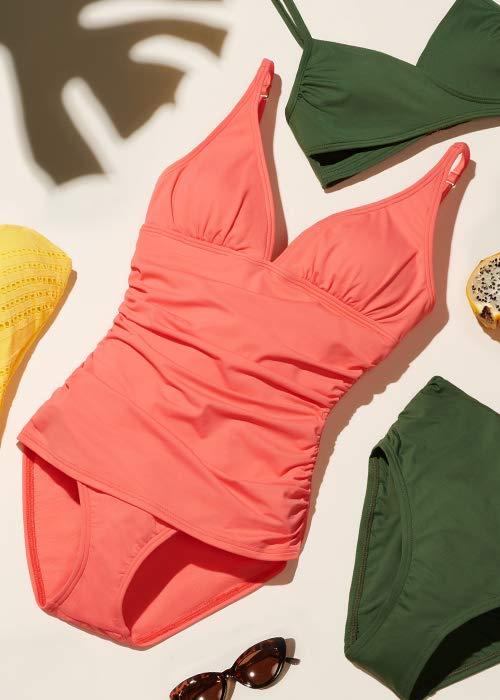 61a25a655a959 Women s Swim  Vibrant Colors   Fab Designs