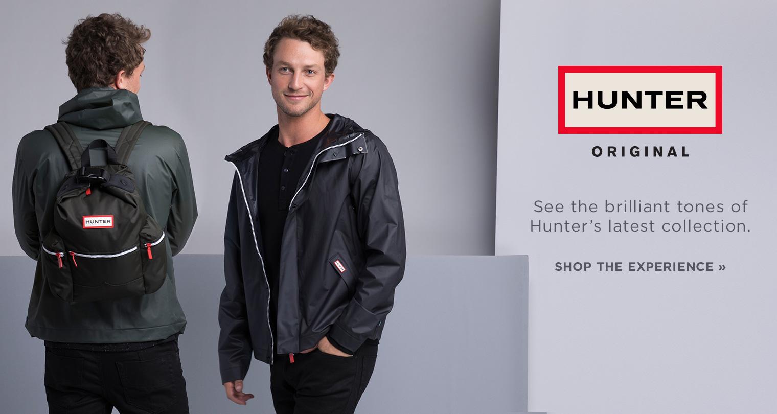 Hero-2-View Hunter Look Book