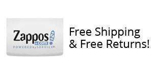 Free Shipping and Free Returns!