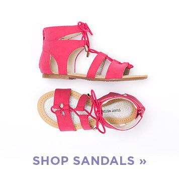 Image of Girls' sandals