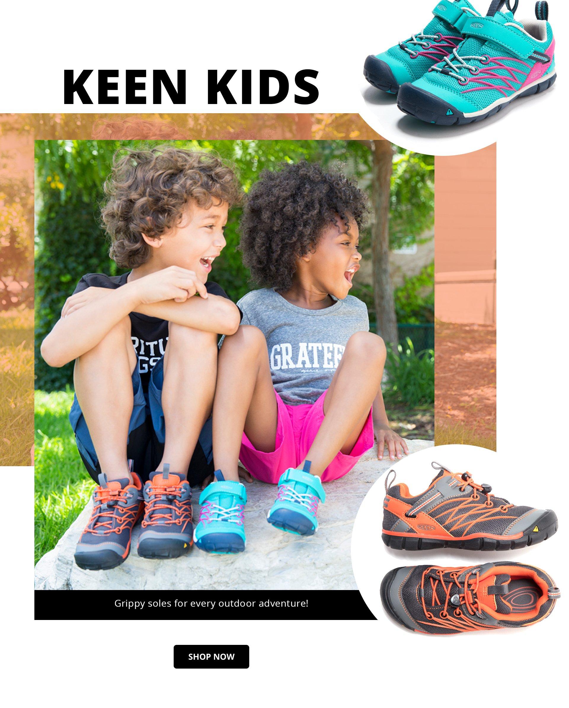 Shop Keen Kids Sneakers