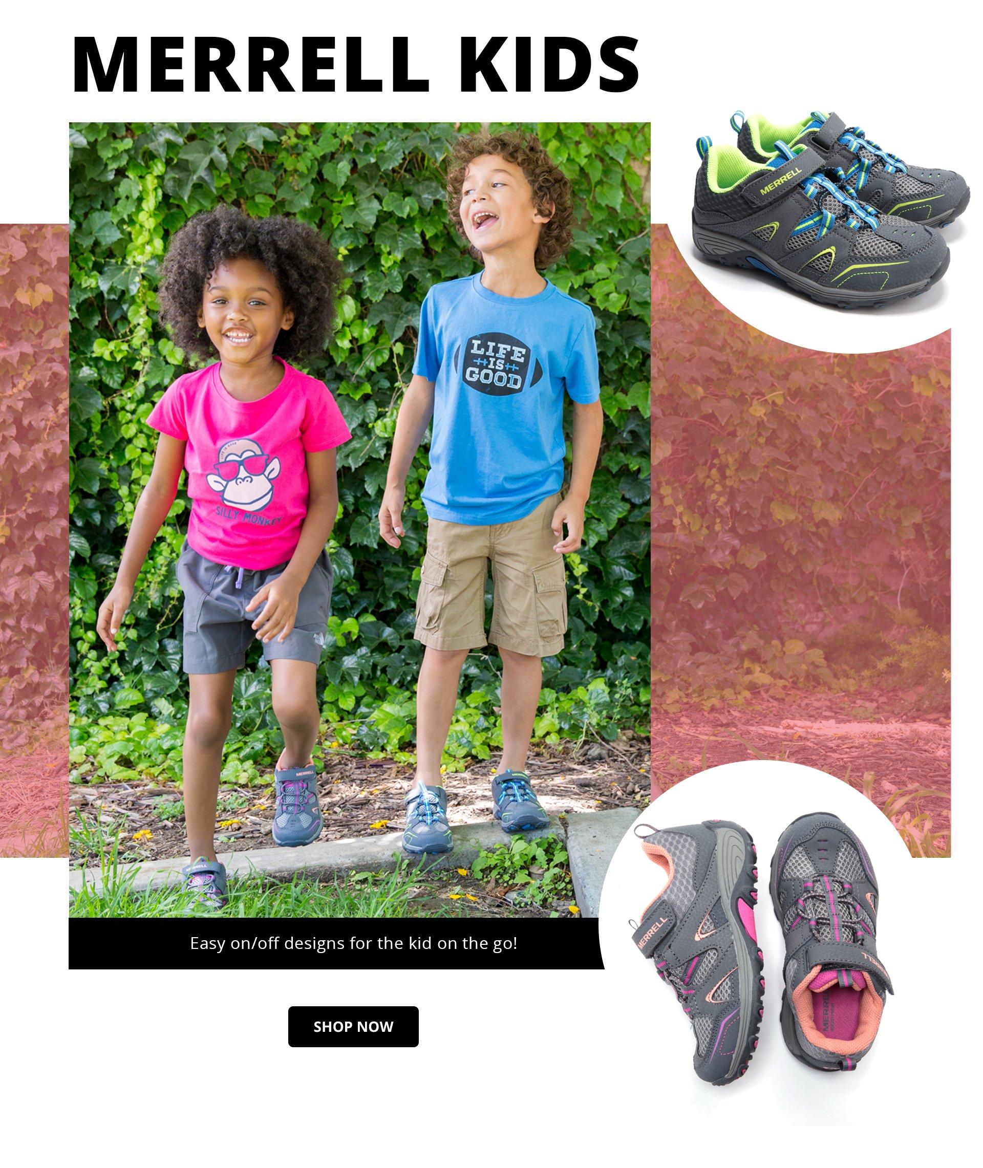 Shop Merrell Kids Sneakers
