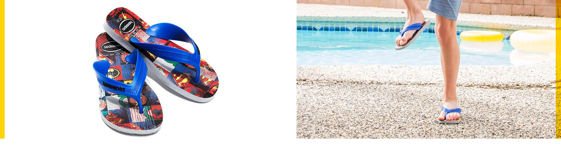 Shop Havaianas Boys Sandals