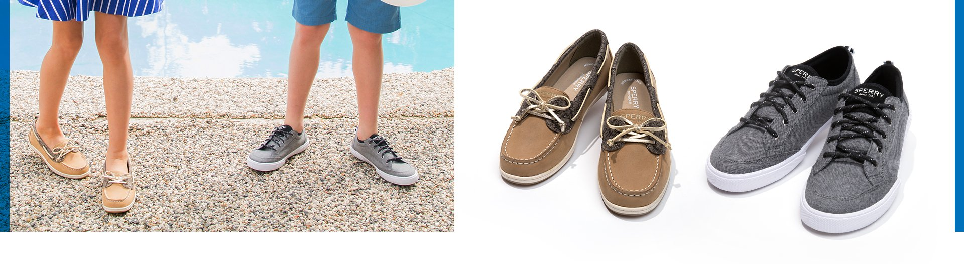 Shop Kids Sperry Boat Shoes