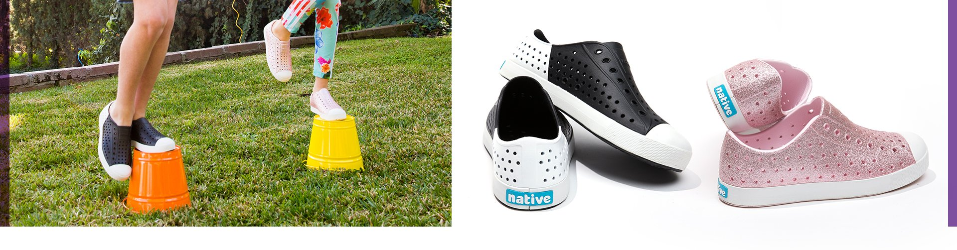 Shop Native Kids Shoes