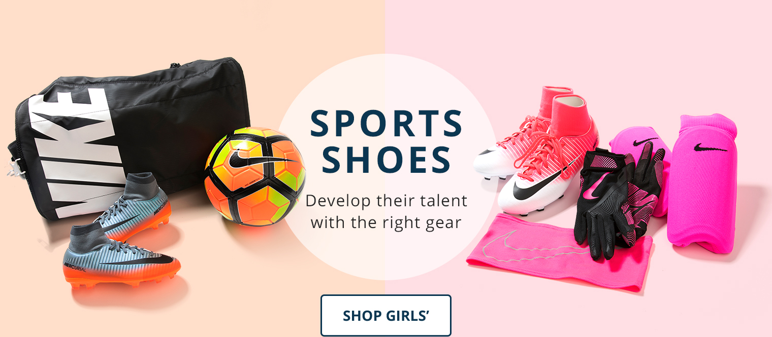 Image of Kids Sports equipment