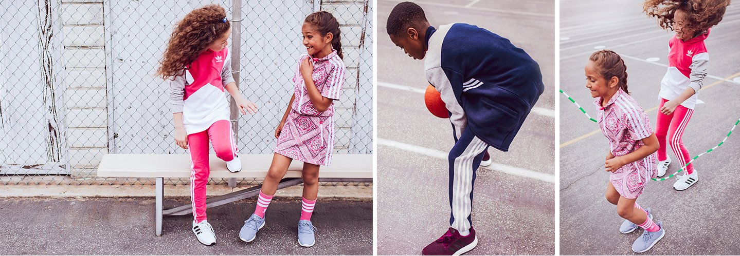 Adidas Originals Kids Back to School
