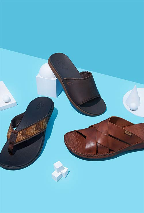 030f4818ad5667 Spring Sandals  Upgrade your look with leather! Shop Now