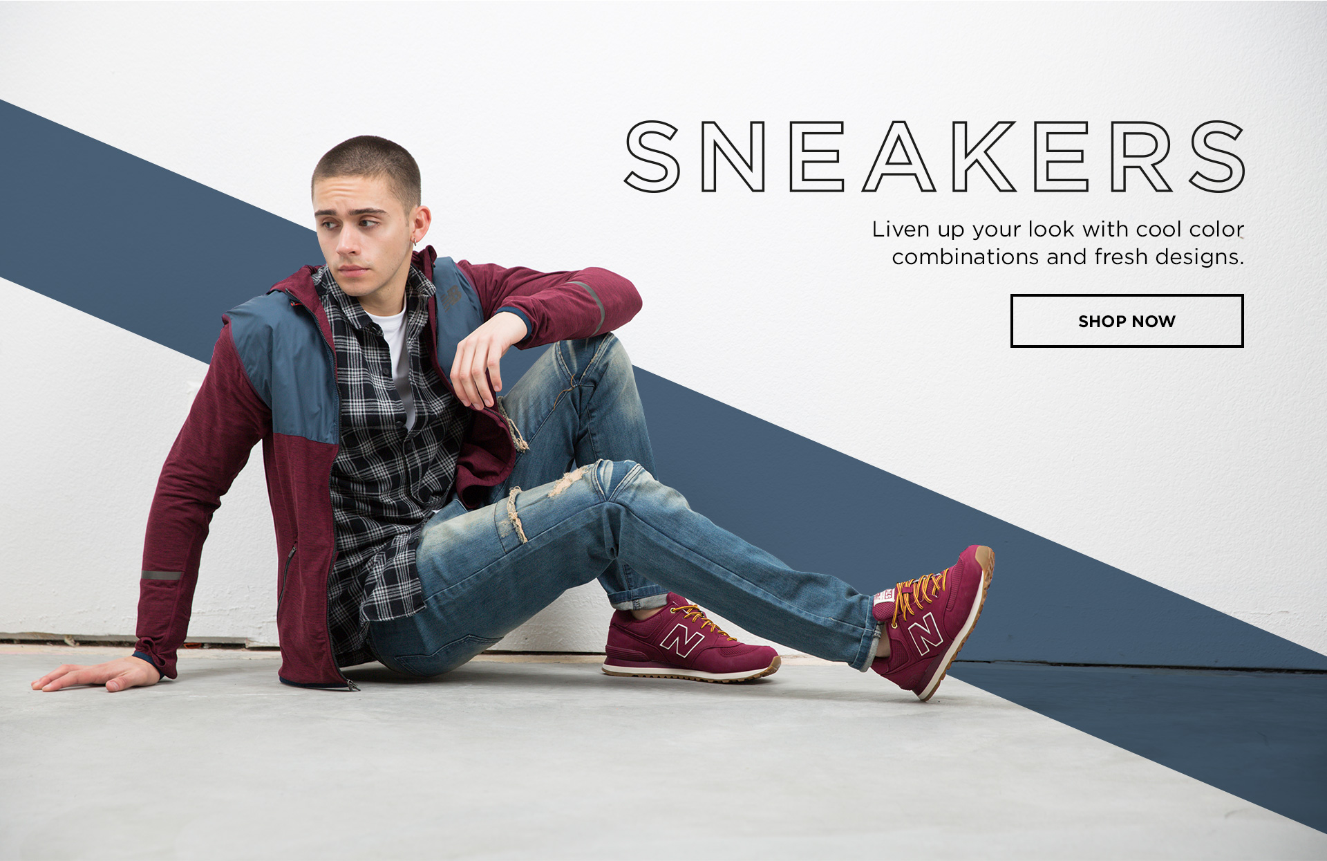 Men's Fashion Tips Sneakers
