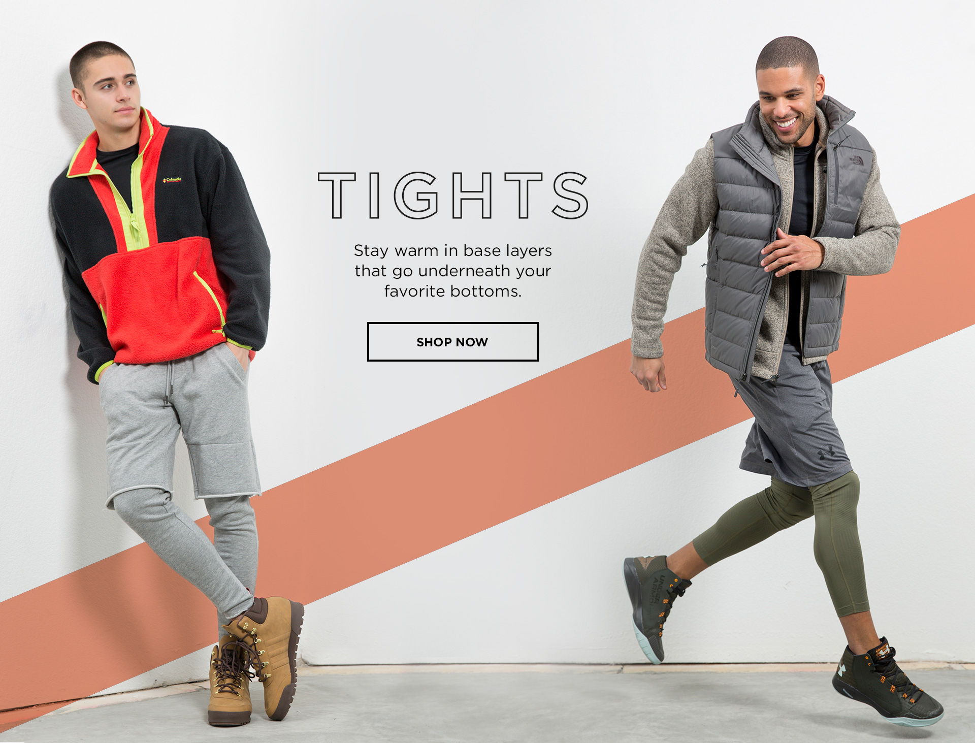 Men's Fashion Tips Tights