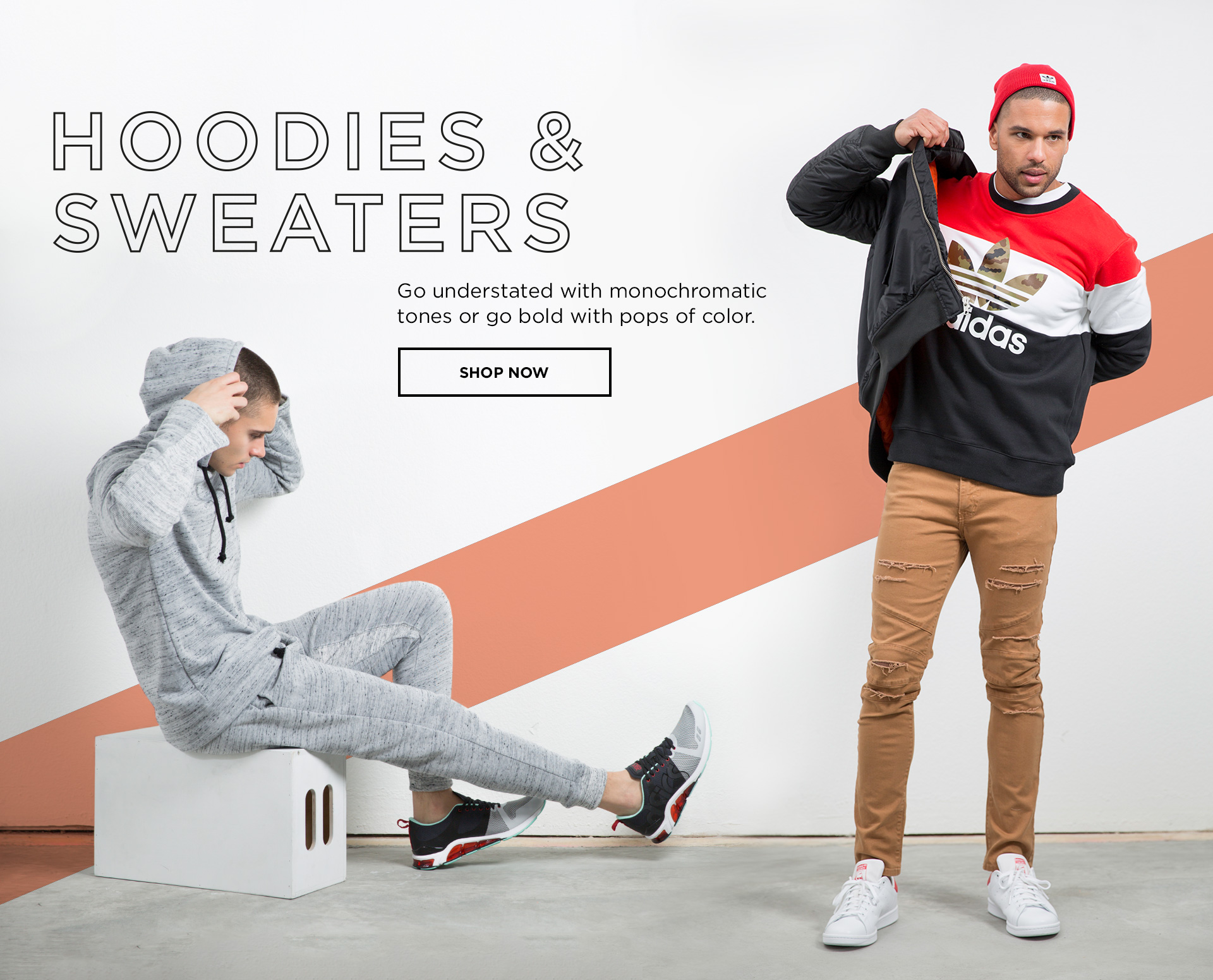 Men's Fashion Tips Hoodies and Sweatshirts