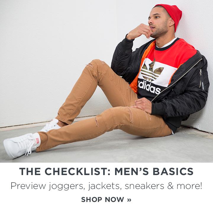 Men's Fashion Tips Promo