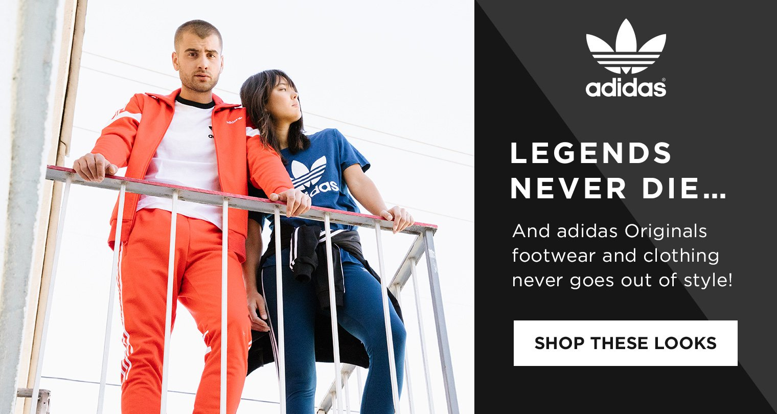 Adidas Legends Never Die Look Book