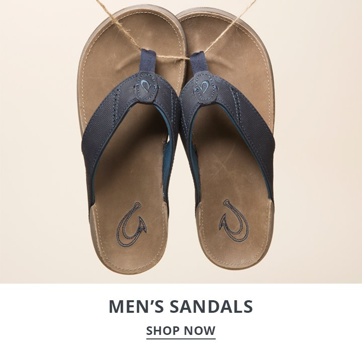 Image of Men's Olukai Sandals