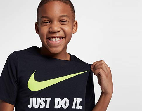 Image Link to Shop Nike Kids Athletic
