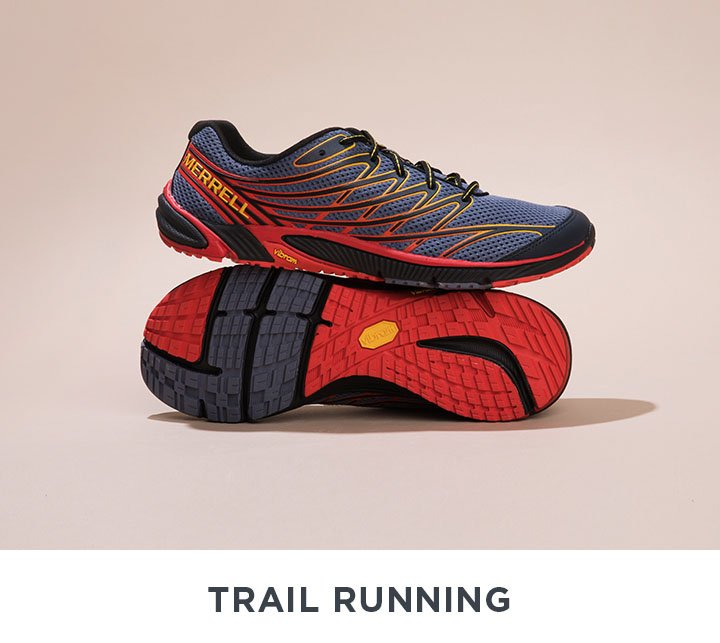 Image of Merrell Trail Running Shoes