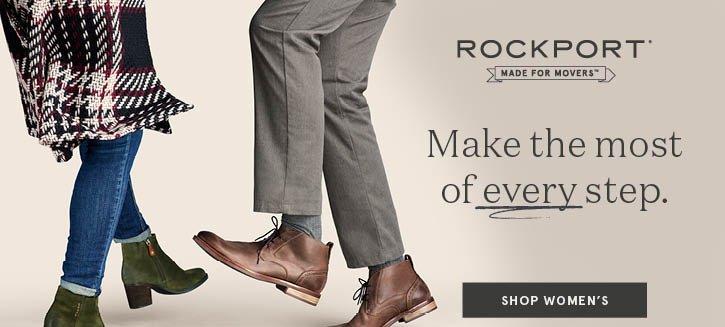 Shop Rockport Women's