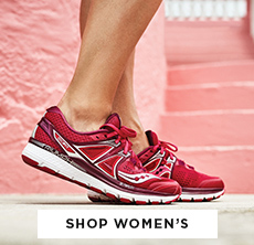 saucony for women