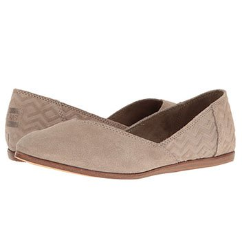 Image of a Toms Womens Flat