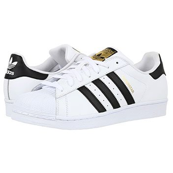 Image of an Adidas Superstar Sneaker