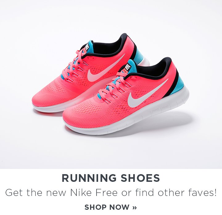 Get the Nike Free and find other faves. Shop Now