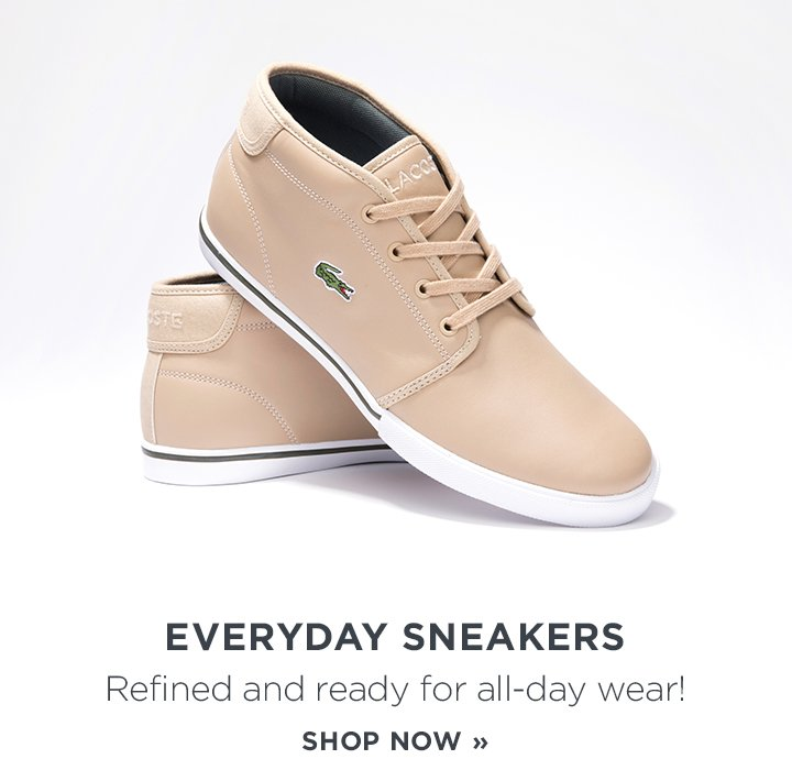 sp-1-Sneakers-2-8-2017 Everyday Sneakers. Refined and ready for all-day wear! Shop Now.