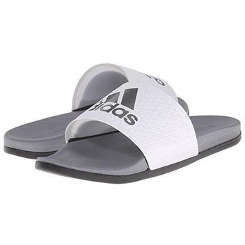Image of an Adidas sandal.
