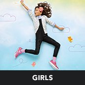 Skechers Kids. Girls.