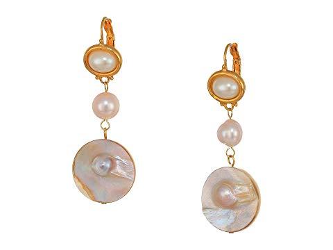 image of pearl earrings