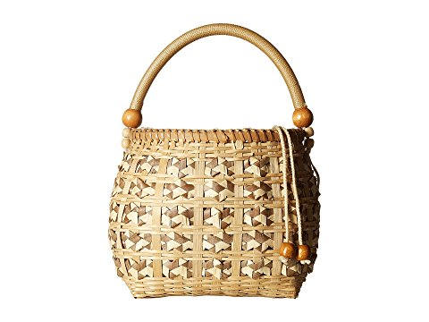 image of Straw Handbag