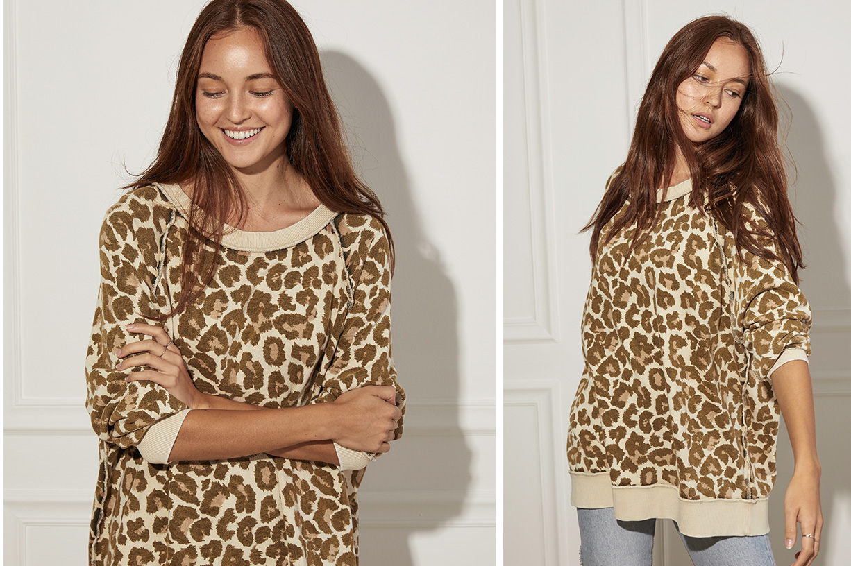Animal Print Lookbook