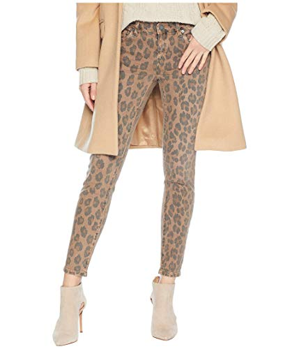 Image of Animal Print Denim