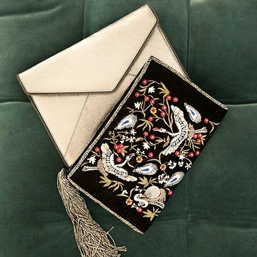 Embellished Handbags