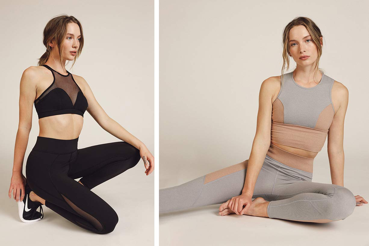 Activewear Lookbook