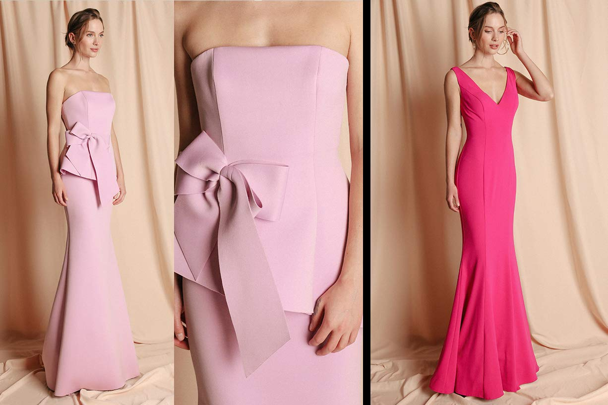 Bridesmaids Gowns Lookbook