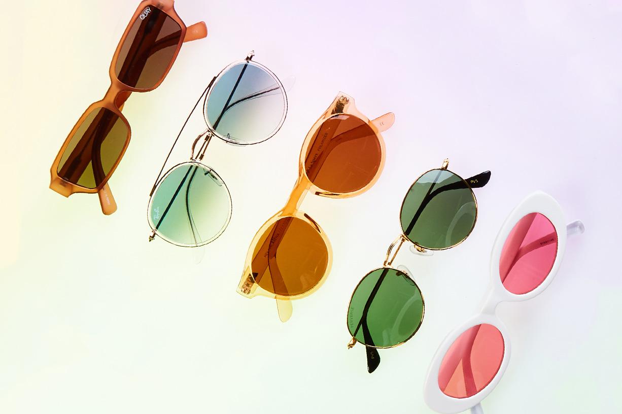 Sunglass Edit Lookbook