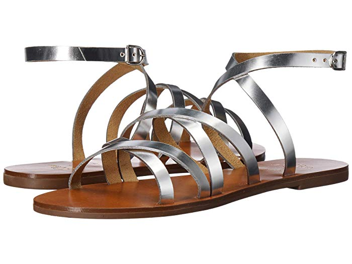 image of Metallic Sandal