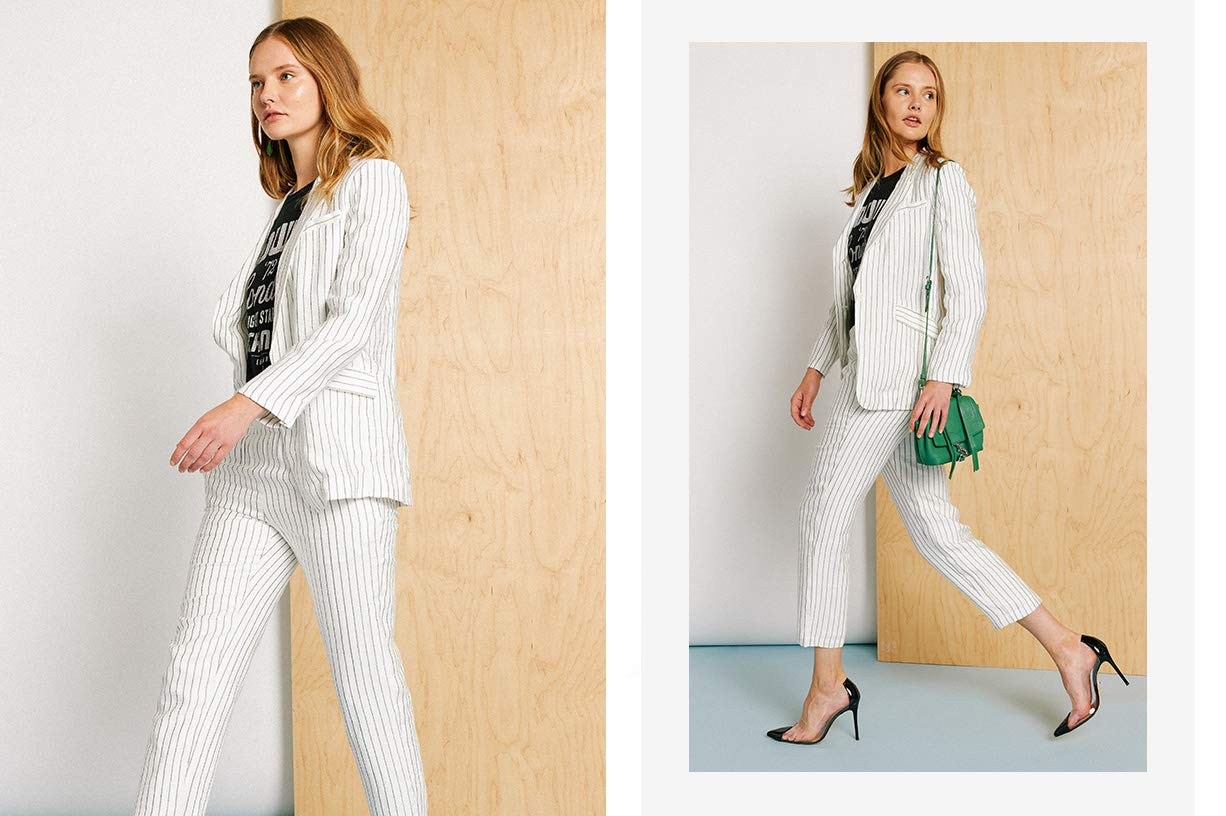 Dress Pumps & Suiting Lookbook