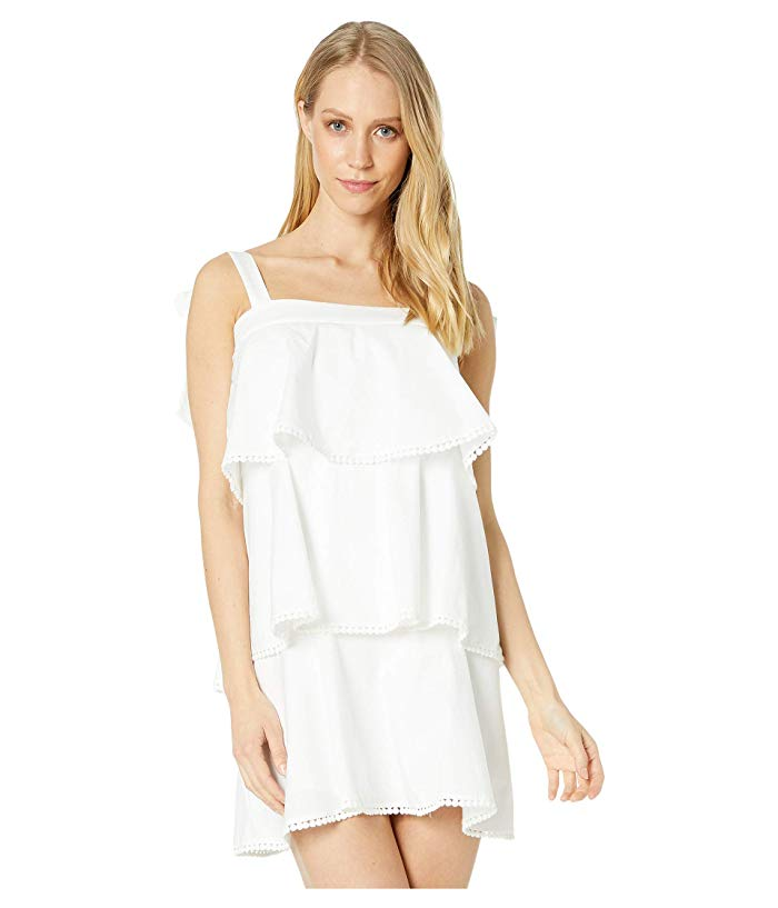Image of white dress