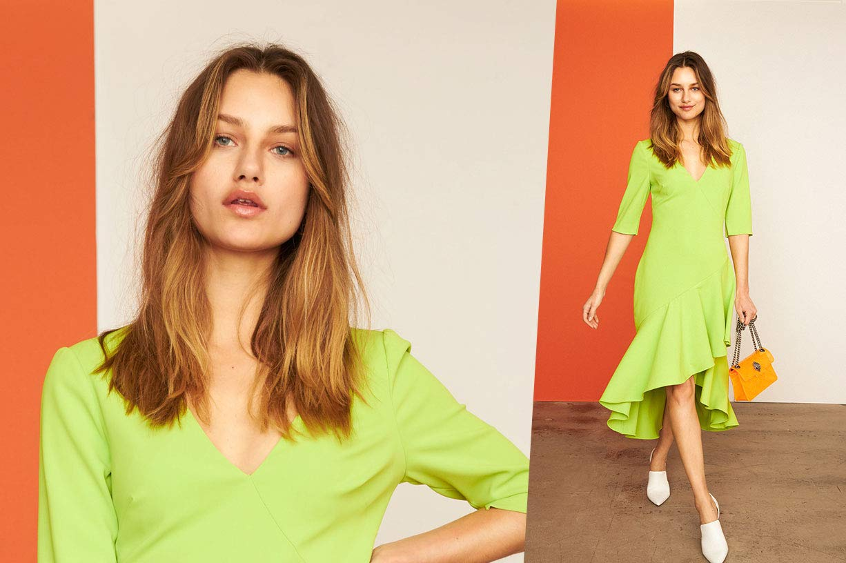 Neon Brights Lookbook