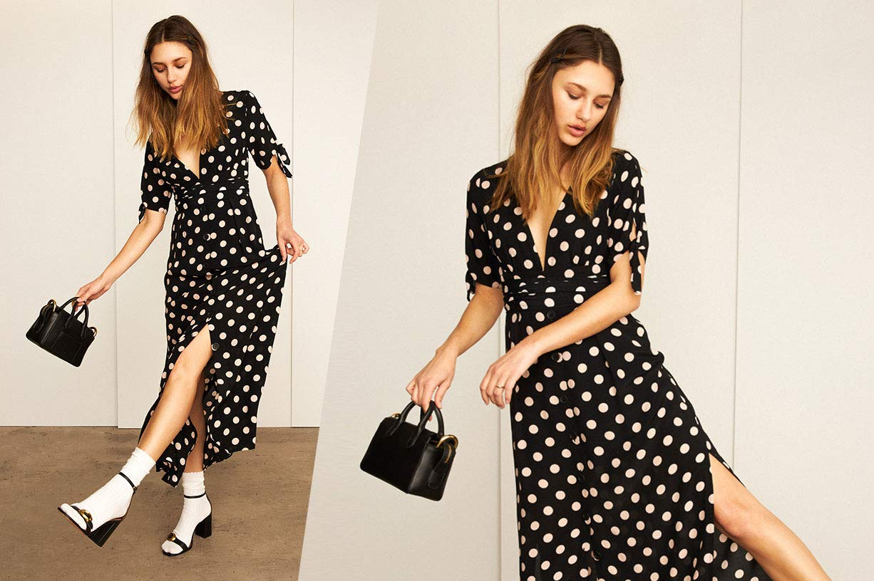 Polka Dots Lookbook