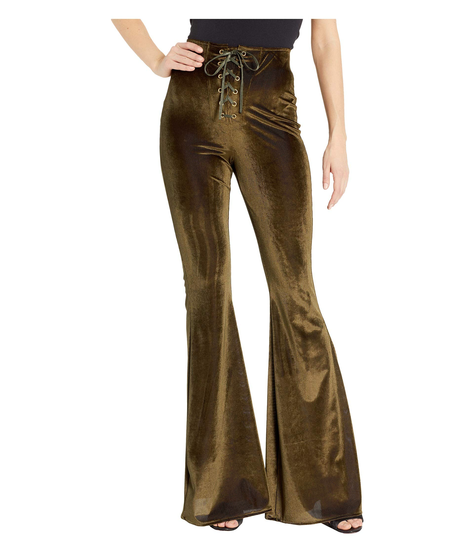 image of bell bottoms