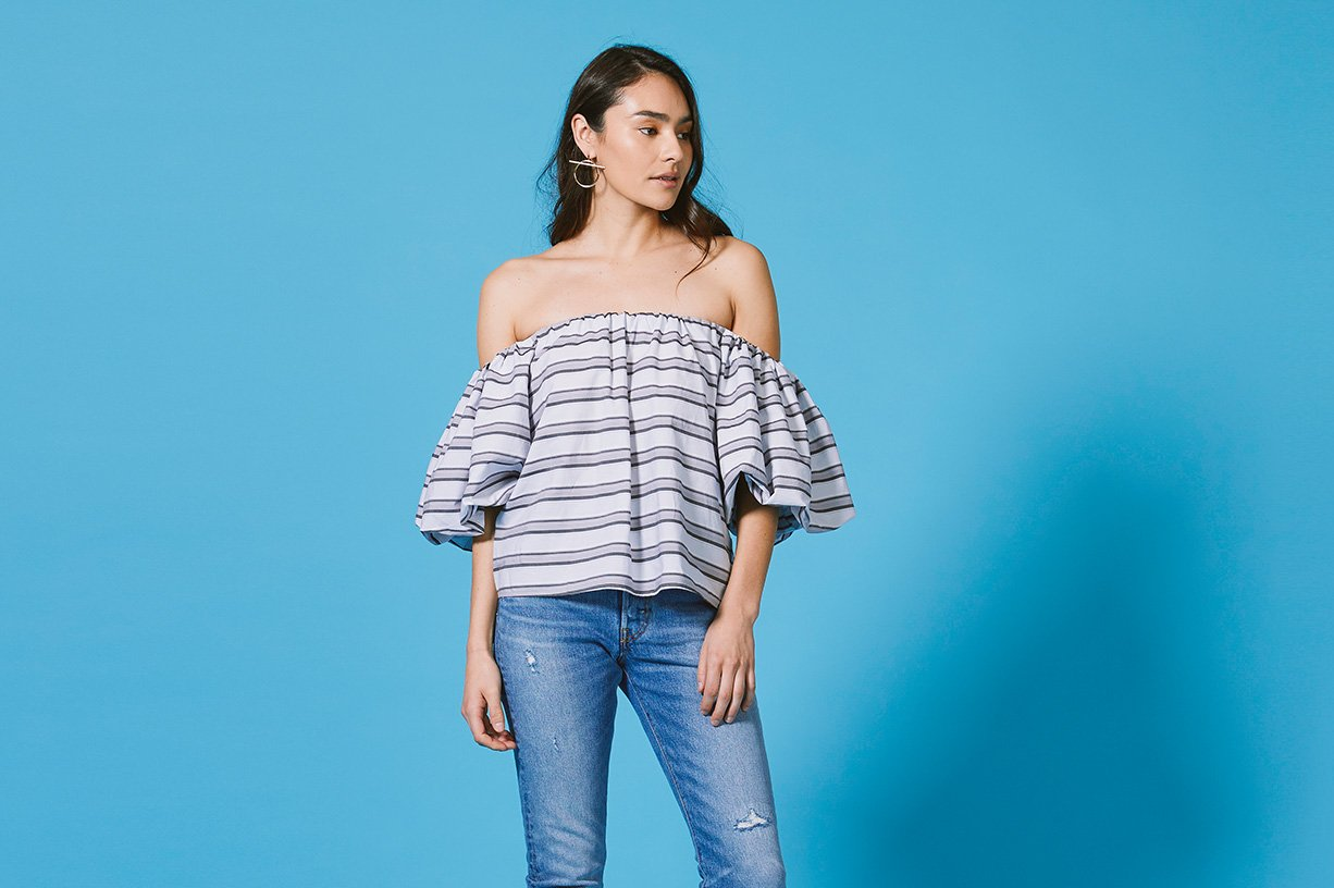 Stripes Lookbook