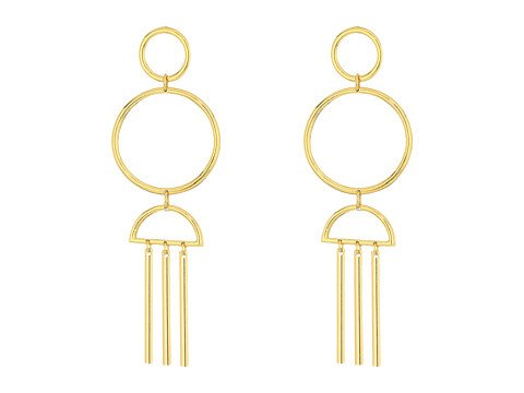 image of statement earring